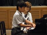 ピアノ公開レッスン